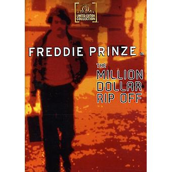 Million Dollar Rip Off (1976) [DVD] USA import