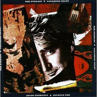 Rod Stewart - Vagabond hjärta [CD] USA import