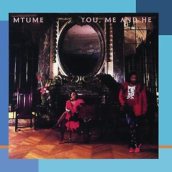 Mtume - usted Me y He [CD] USA importar