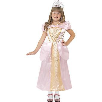 コスプレ姫ピンク プリンセス衣装子供のため