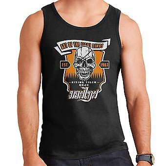 Tiger Rising Street Fighter Men's Vest
