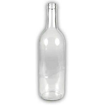 Clear Glass Wine Bottles - 37.5cl - Case Of 20