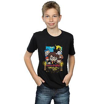 Harry Potter Boys Philosopher's Stone Junior T-Shirt