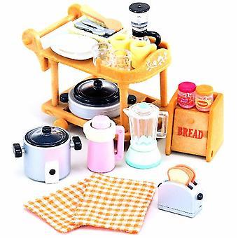 Sylvanian Families keuken Cookware Set