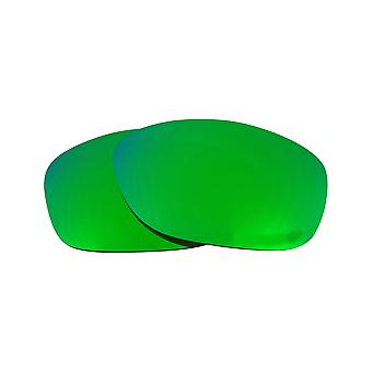 Polarized Replacement Lenses for Oakley Pit Bull Sunglasses Green Anti-Scratch Anti-Glare UV400 by SeekOptics