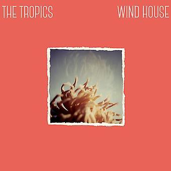 Tropics - Wind House [CD] USA import