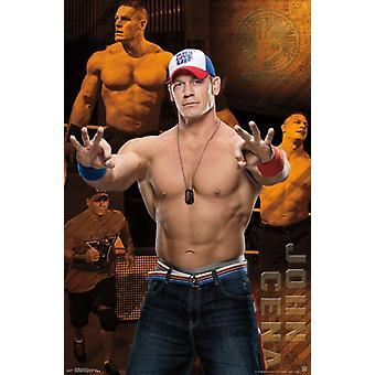 WWE - John Cena 16 Juliste Tulosta