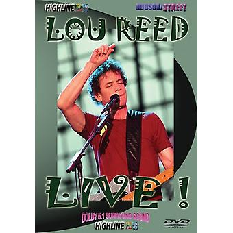 Lou Reed - Live! [DVD] USA import