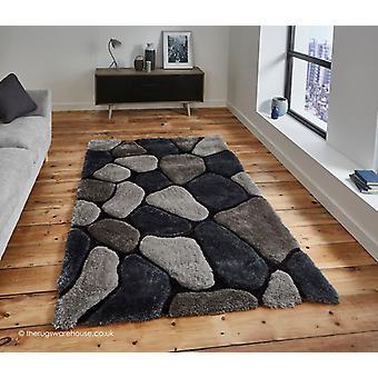 Kasseien grijs Colbat tapijt