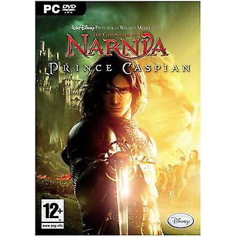 Narnia Prince Caspian (PC DVD) - Factory Sealed