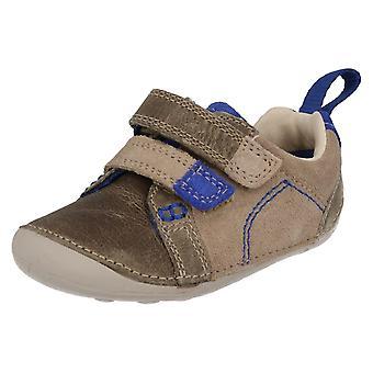 Clarks Boys Cruising Shoes Tiny Soft