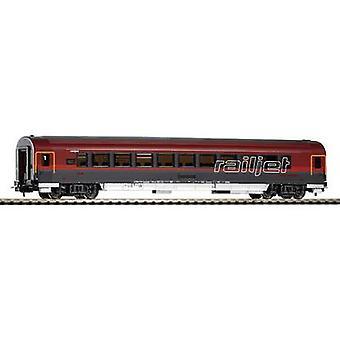 Piko H0 57644 H0 sneltrein Railjet van ÖBB buffet wagen