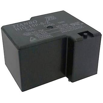 Tianbo Electronics HJQ-15F-S-Z-24VDC PCB relay 24 V DC 30 A 1 change-over 1 pc(s)