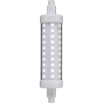 Sygonix LED (monochroom) EEC A+ (A++ - E) R7s Tubular 7 W = 60 W Cool wit (Ø x L) 27 mm x 118 mm 1 pc(s)