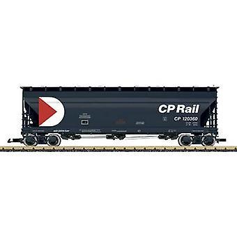 LGB L43821 G Center Flow Hopper Car the CP Rail
