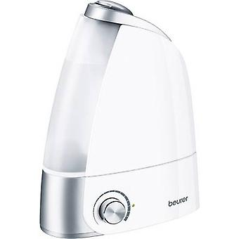 Beurer LB 44 Ultrasound humidifier 25 m² White, Silver