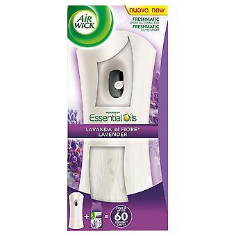 Air Wick Freshmatic automatische Lavendel Spray Halter & Refill