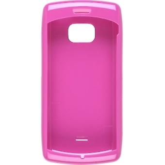 Wireless-Lösungen Softtouch Snap-on-Case für LG VS740 Ally - Pink