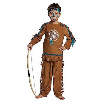Indianer Kinder Kostüm Junge Wider Westen Karneval