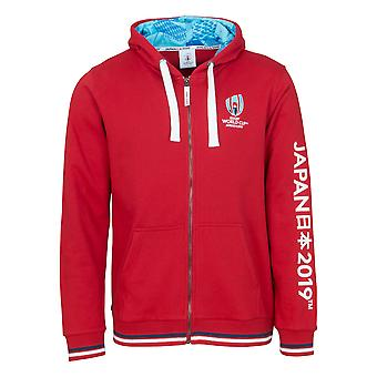 Rugby World Cup 2019 Kids Full Zip Hoodie