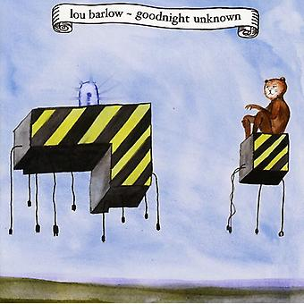 Lou Barlow - importation USA Goodnight inconnu [CD]