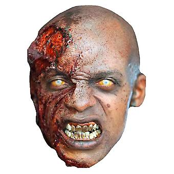 The Walking Dead Bleeding Zombie Party Card Fancy Dress Mask