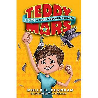 Teddy Mars boek #1: Bijna een wereld Record Breaker