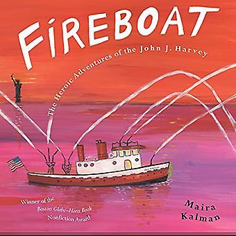 Löschboot: Die heroischen Abenteuer des John J. Harvey (Picture Puffin Books)