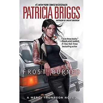 Frost a brûlé (Mercy Thompson romans)
