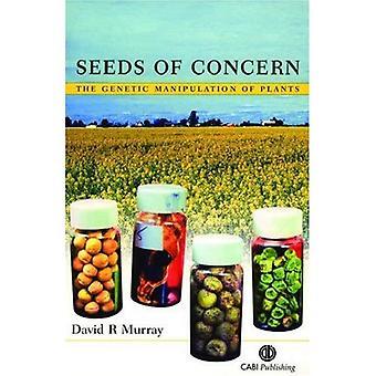 Zaden van zorg: de genetische manipulatie van planten (Cabi Publishing)