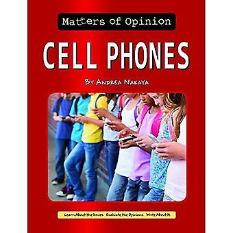 Téléphones cellulaires (questions d'Opinion)