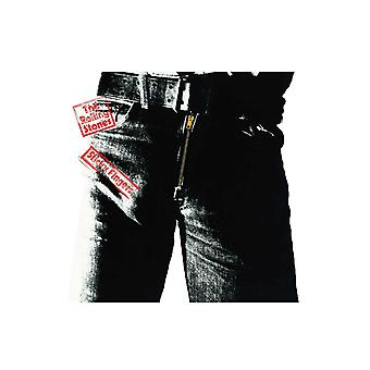 The Rolling Stones Greeting Card Sticky Fingers Logo new Official any occasion
