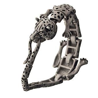 Ametallo Bracelets Exotic Mans Ghepardo 0024sb Stainless Steel 316l