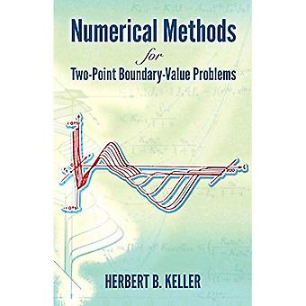 Metody numeryczne dla wartość-punkt granicy-dwa problemy
