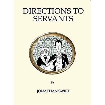 Directions to Servants (Alma Quirky Classics)