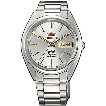 Orient Automatic Analog Woman with stainless steel strap FAB00006W9