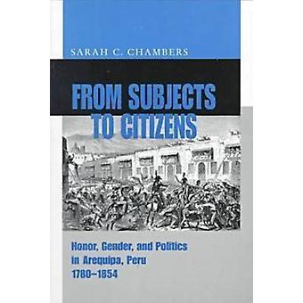 De sujets citoyens Ppr. par Chambers & Sarah