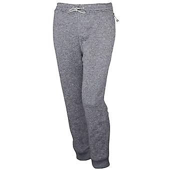 Quiksilver Mens Keller Fleece Pants - Light Heather Gray