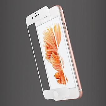 Full cover glazen screenprotector voor de Apple iPhone 7 Plus – 9H - Wit