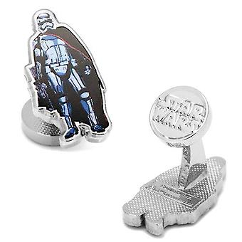 Star Wars Episode VII capitaine PHASMA action boutons de manchettes