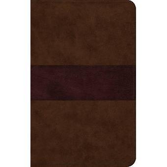 ESV Large Print Thinline Bible  - 9781433555954 Book