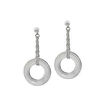 Just Cavalli Coins Earrings