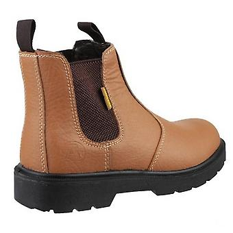Amblers Steel FS115 Pull-On Dealer Boot / Womens Ladies Boots