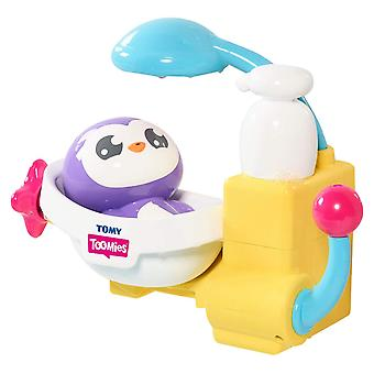Tomy - Toomies Peryn's Shower & Scrub Bubble Bath Toy