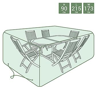 Charles Bentley Large Tarpaulin Gartenmöbel-Cover-Grün