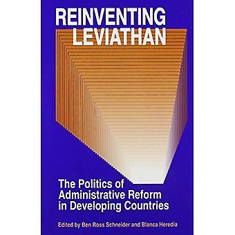 Reinventing Leviathan: De politiek van de administratieve hervorming in ontwikkelingslanden