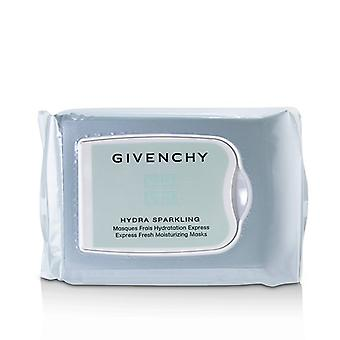 Givenchy Hydra Sparkling Express Fresh Feuchtigkeitsmasken - 14blatt