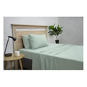 Apartmento Micro Flannel Turquoise Sheet Set
