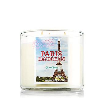 Bad & Body Works Paris daydream 3 Wick duftende stearinlys 14,5 oz/411 g
