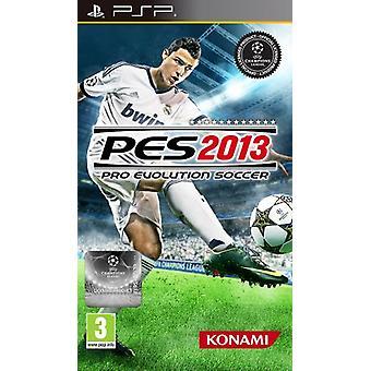 Pro Evolution Soccer 2013 (PSP) - New